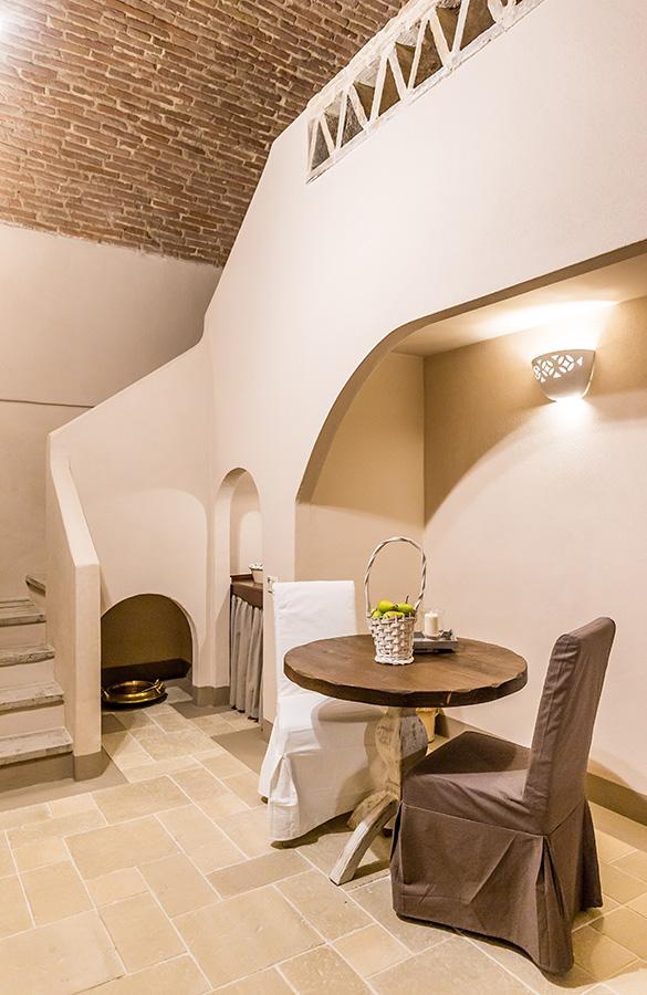 Borgo San Gaetano: apartment detail