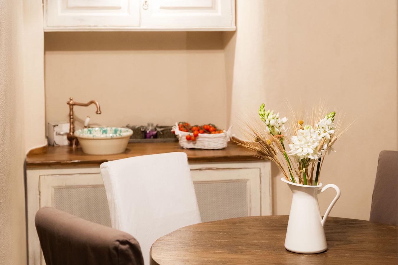 Borgo San Gaetano Living Room
