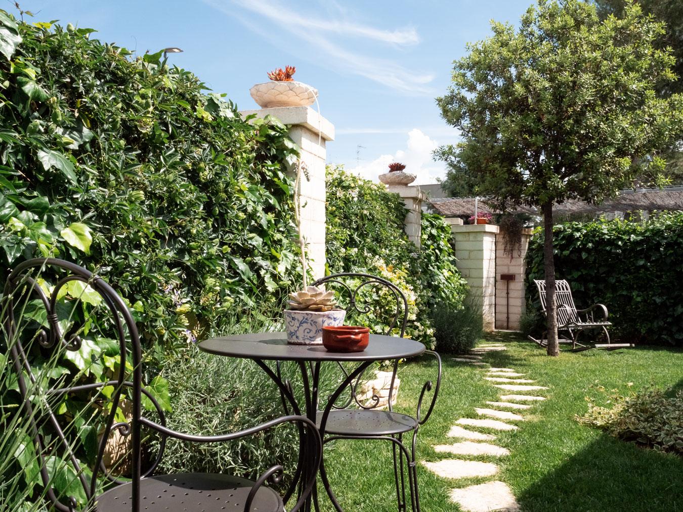 Borgo San Gaetano Giardino