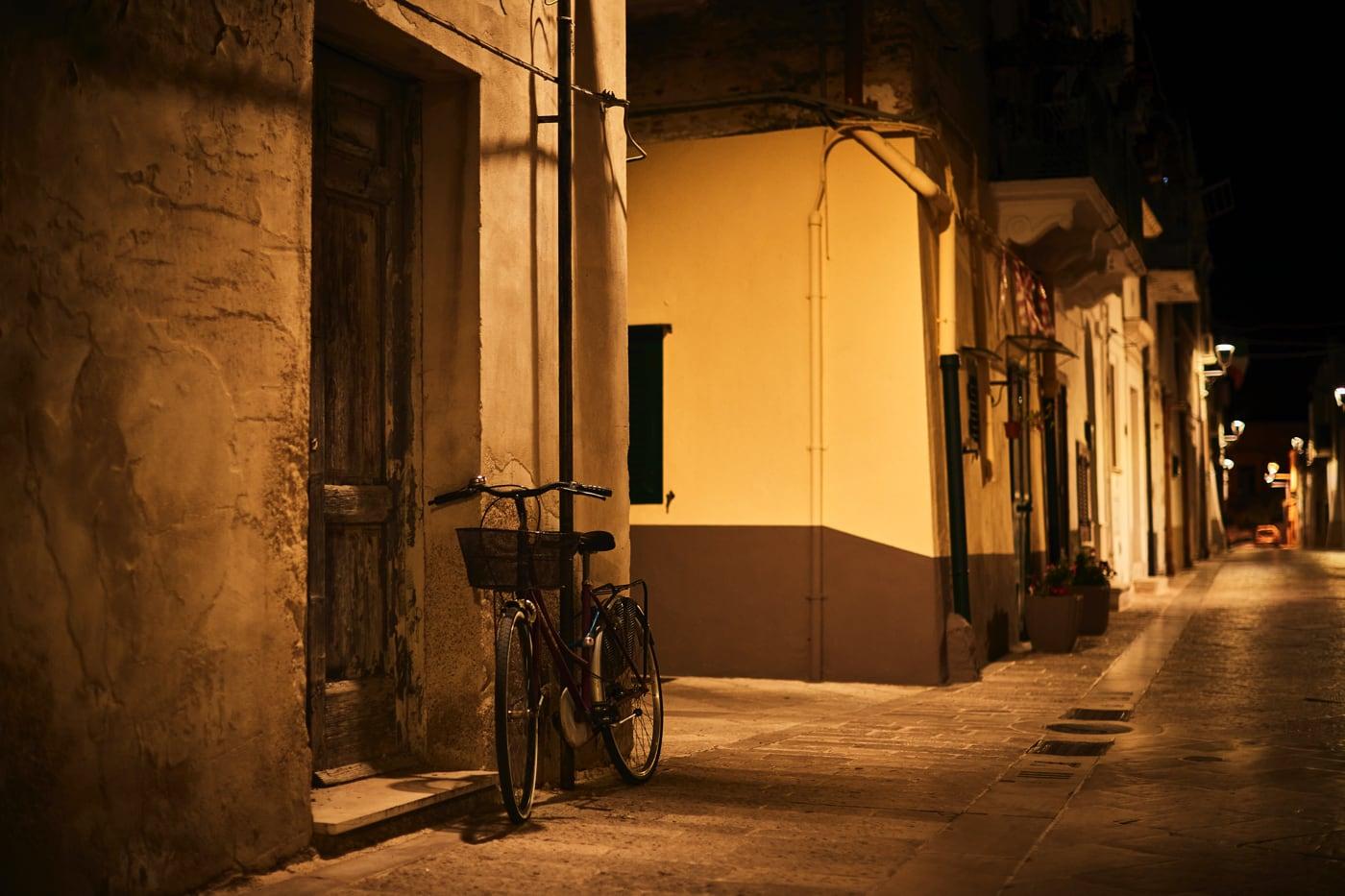 Bernalda di sera